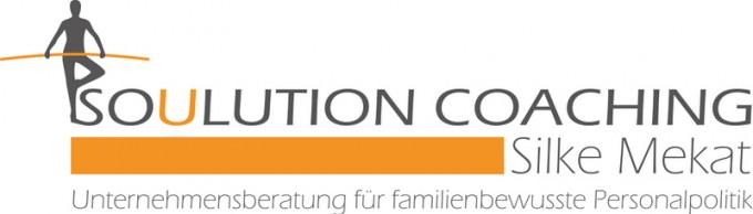 Soulution Coaching Silke Mekat Unternehmensberatung für familienbewusste Personalpolitik Logo