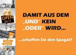 Soulution Coaching Silke Mekat Unternehmensberatung für familienbewusste Personalpolitik Postkarte