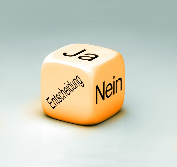 Entscheidung Würfel Soulution Coaching Silke Mekat Unternehmensberatung für familienbewusste Personalpolitik